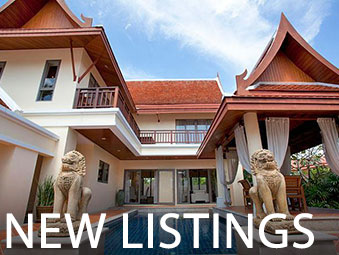 New and updated listings